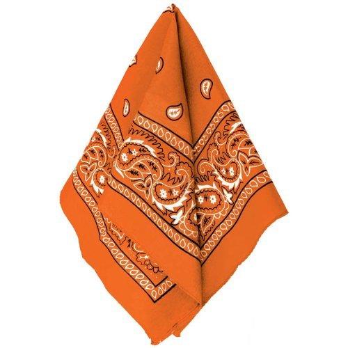 Orange Bandana - 1
