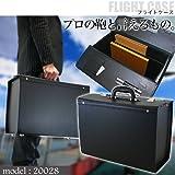 va- 20028-hira アタッシュケース B4ファイルサイズ フライトケース パイロットケース 革 男女兼用