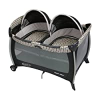 Graco Pack 'N Play Playard with Twin Bassinet from Graco Baby