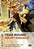How To D.I.Y. - Year Round Maintenance [DVD]