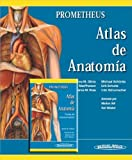 img - for Atlas de anatomia/ Atlas of Anatomy: Prometheus (Spanish Edition) by Anne M. Gilroy (2014-05-20) book / textbook / text book