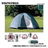 サウスフィールド ドームテント(2人用)(SF6200TD)