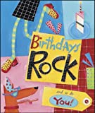 img - for Happy Birthday Rock: And So Do You ! book / textbook / text book
