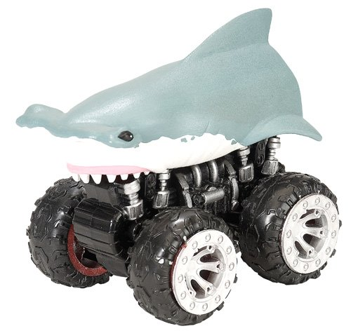 Wild Republic Motor Headz Hammerhead Vehicle