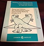 img - for Facilitating a Violence Prevention Support Group for Kids Who Bully (Building Trust, Making Friends / Teresa M. Schmidt) book / textbook / text book