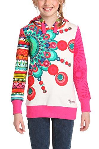 Origina Desigual Mädchen-Sweatshirt, Modell Ontario 47S3162-3022-11-12
