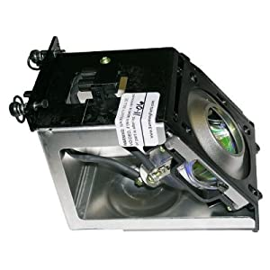Electrified BP96-00677A Replacement Lamp with Housing for Samsung TVs - 150 Day Electrified Warranty