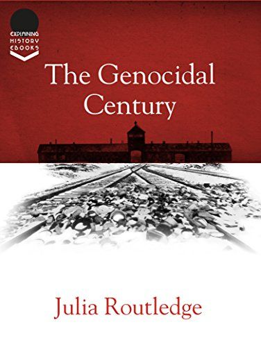 the issues of the prejudice and the historical evidence of atrocities across the world Blood and soil: a world history of genocide  he urges that we heed the rich historical evidence with its telltale signs for predicting and preventing future.