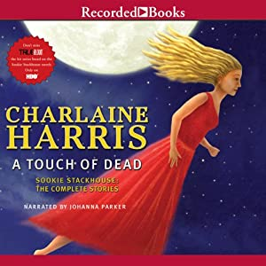 A Touch of Dead Audiobook