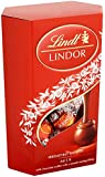 Lindt Lindor Milk Chocolate Truffles With a Smooth Melting Centre 200g (pack of 2)
