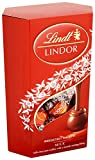 Lindt Lindor Milk Chocolate Truffles With a Smooth Melting...