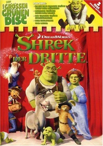 Shrek 3 - Der Dritte (Special Edition) [2 DVDs]