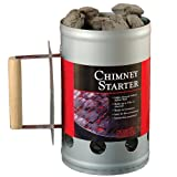 51xsUoN8rnL. SL160  Charcoal Companion Silver Chimney Charcoal Starter