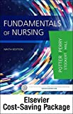 img - for Fundamentals of Nursing - Text and Study Guide Package, 9e by Patricia A. Potter RN MSN PhD FAAN (2016-03-25) book / textbook / text book