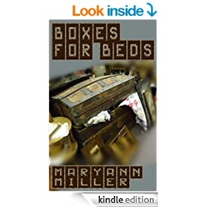 boxes for beds book cover