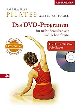 pilates allein zu hause buch mit dvd programm barbara mayr b cher. Black Bedroom Furniture Sets. Home Design Ideas