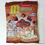 Unican - Milkita Chocolate Milk Candy (Net Wt. 3.2 Oz)