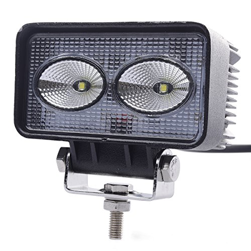 Xcsource 20W 9-30V 60 Degree 2400 Lumen Led Floodlight Lamp Work Light For Working / Driving / Fog, Off Road Flood Light-Jeep Cabin, Boat, Suv, Truck, Car, Atvs Fishing Driving Light Waterproof Car Lamp Ip67 Ld328A