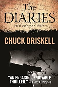 (FREE on 11/29) The Diaries - A Gage Hartline Espionage Thriller by Chuck Driskell - http://eBooksHabit.com