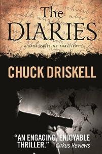 (FREE on 11/29) The Diaries - A Gage Hartline Espionage Thriller by Chuck Driskell - http://eBooksHabit.com