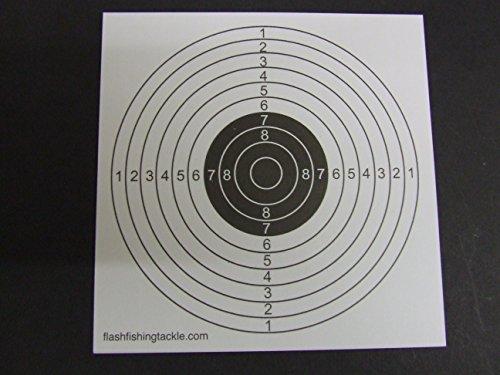 50-x-14cm-100gsm-paper-targets-air-gun-rifle-pistol-bb-airsoft-shooting-practice