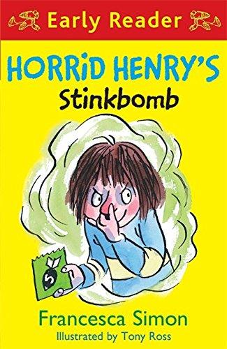 Horrid Henry's Stinkbomb (Early Reader) (Horrid Henry Early Reader)