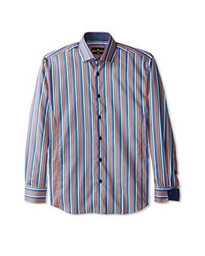 Bertigo Men's Stripe Sportshirt