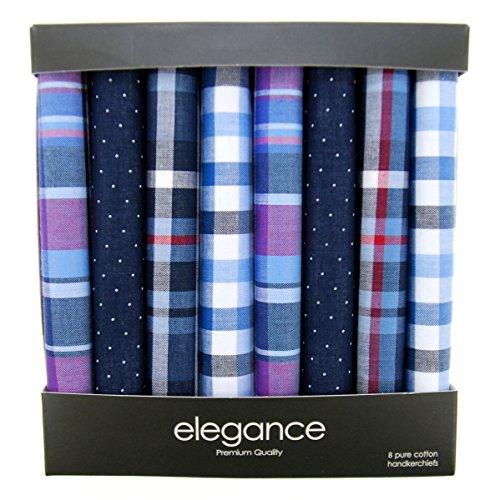 boite-cadeau-retreez-de-8-mouchoirs-assortis-en-pur-coton-pour-hommes-cadeau-de-noel-assortiment-a5a