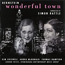 Amazon.com: Wonderful Town: Swing! (Villager/Ruth/Chorus/First Manruth town