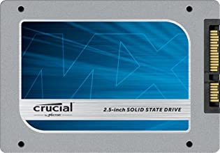 Crucial MX100 512GB SATA 2.5-Inch Internal Solid State Drive (CT512MX100SSD1)