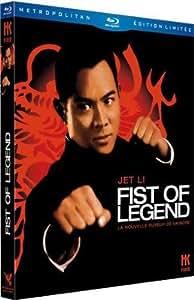 Fist of Legend [Blu-ray] [Édition Limitée]