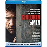 Children of Men [Blu-ray] ~ Clive Owen