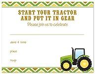 24 Green Tractor Multi Chevron Fill-i…