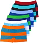 ToBeInStyle Boy's Pack of 6 Seamless...
