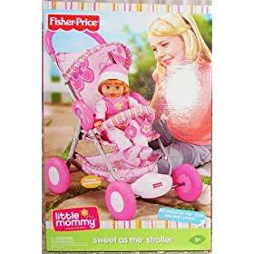 Fisher Price Sweet as Me Stroller