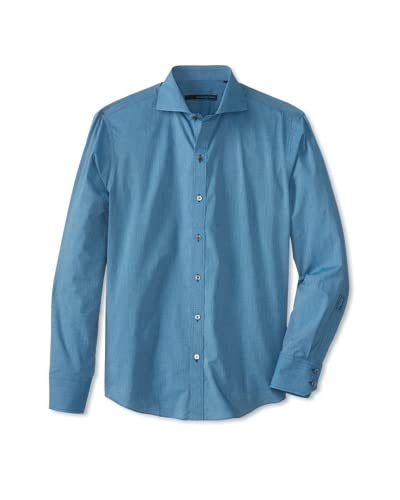 Zachary Prell Men's Andrisen Solid Long Sleeve Shirt