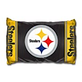 NFL Pillowcase Team: Steelers at Amazon.com