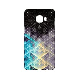 BLUEDIO Designer Printed Back case cover for Samsung Galaxy C7 - G7667