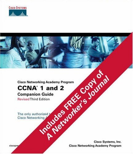 CCNA 1 and 2 Companion Guide and Journal Pack