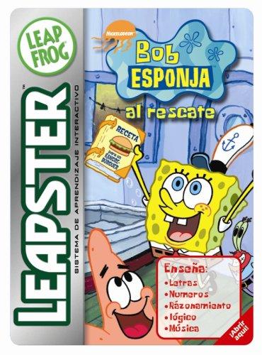 LeapFrog Leapster® Game: Bob Esponja Al Rescate - 1