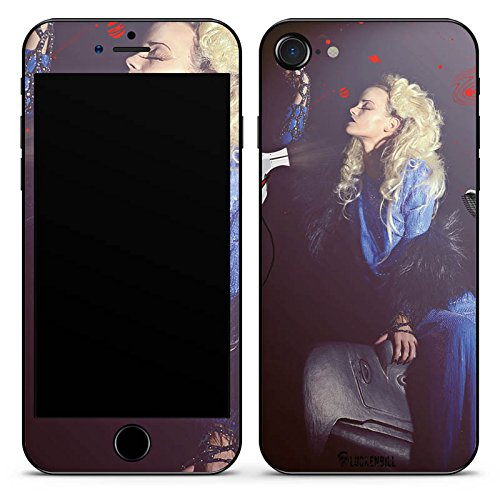apple-iphone-7-case-skin-sticker-aus-vinyl-folie-aufkleber-frau-fohn-kamm