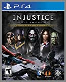 Injustice: Gods Among Us Ultimate Edition - PS4 [Digital Code]