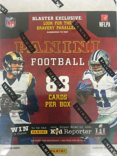 2016 Panini NFL Football Trading Cards