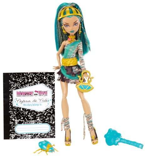 monster high x	nefera