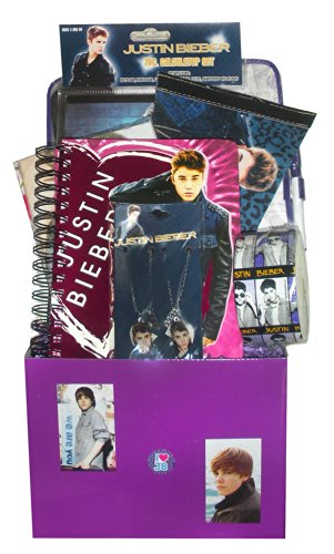 Justin Bieber Amazing Gift Basket - Perfect For Easter, Birthdays, Or Other Occasion front-1054254