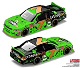 Nascar Danica Patrick #7 Godaddy.com St.patricks Day Impala 1/24 Diecast Collectible