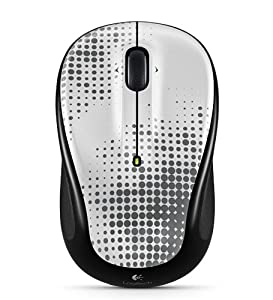 Logitech Wireless Mouse M325 - Pewter from Logitech