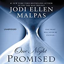 One Night: Promised (       UNABRIDGED) by Jodi Ellen Malpas Narrated by Edita Brychta