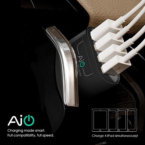 Aukey-CC-01-4-Port-USB-Car-Charger