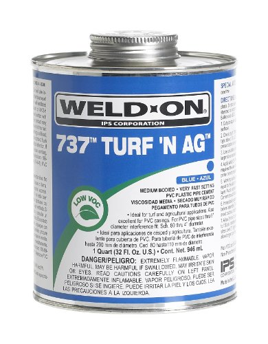 weld-on-737-11985-turf-n-ag-plumbing-grade-pvc-cement-medium-bodied-very-fast-setting-1-4-pint-can-w